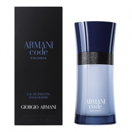 Armani Code Colonia EdT 50ml
