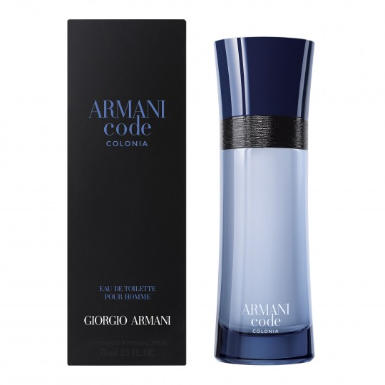Armani Code Colonia EdT 75ml
