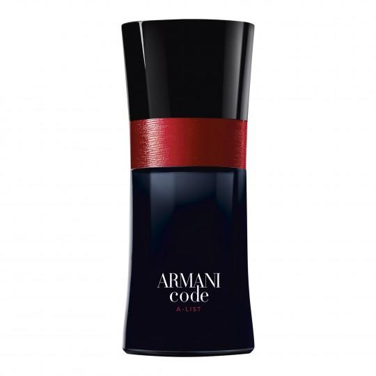 Armani Code A-list EdP