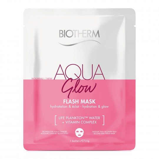 Aqua Glow Flash näomask 35g