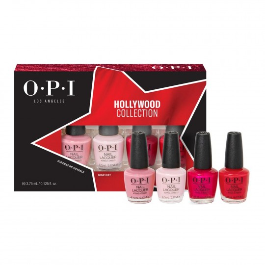 Hollywood Nail Lacquer minikomplekt