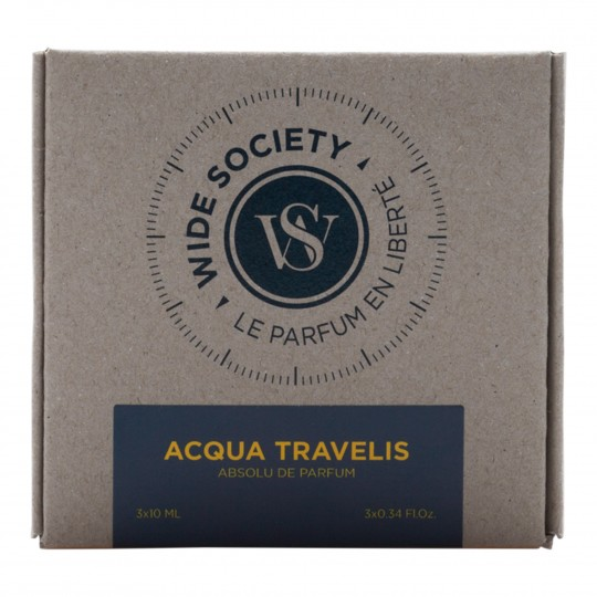Komplekt Escapade Acqua Travelis 3x10ml EdP