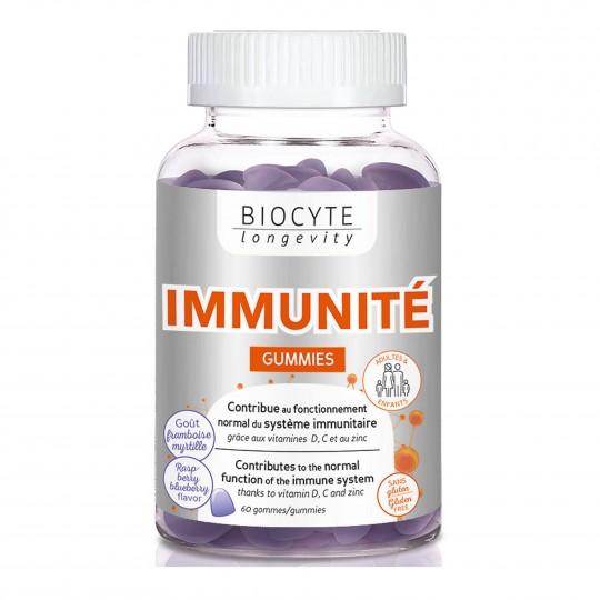 Immunite kummikommid 60tk