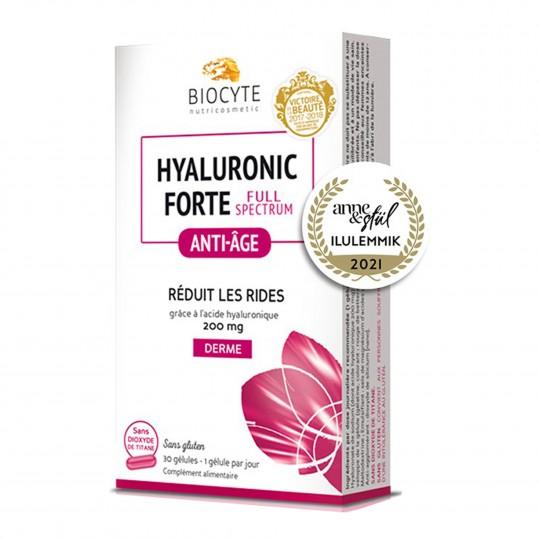 Hyaluronic Forte Full Spectrum kapslid 30tk