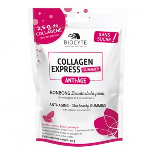 Collagen Express kummikommid 30tk