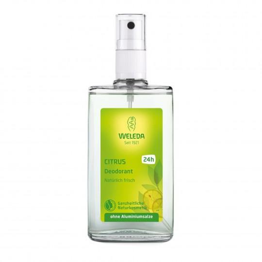 Tsitruse deodorant 100ml