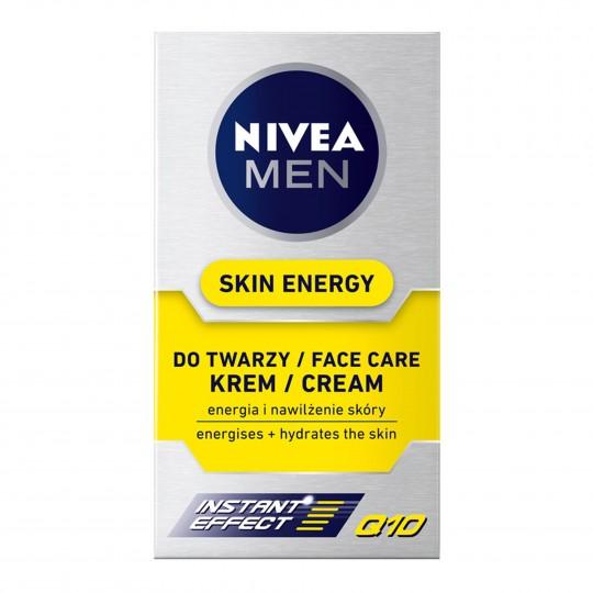 Skin Energy Q10 päevakreem meestele 50ml