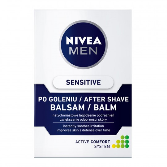 Sensitive habemeajamisjärgne palsam 100ml