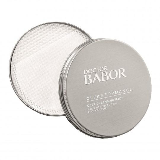 Dr.Babor Cleanformance puhastuspadjakesed näole 20tk
