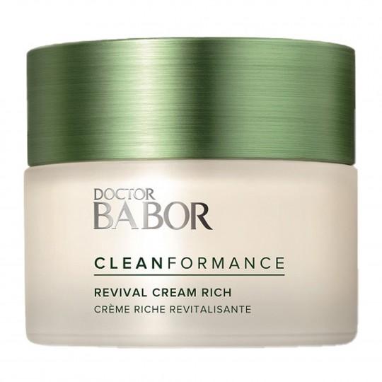 Dr.Babor Cleanformance nahka tugevdav ja elustav näokreem 50ml