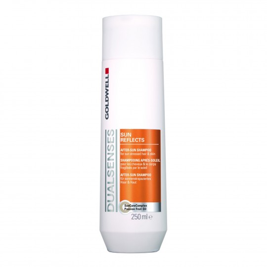 Dualsenses Sun Shampoo elustav šampoon 250ml