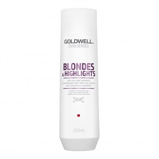 Dualsenses Blondes&Higlights Anti-Yellow Shampoo kollasust vähendav šampoon 250ml