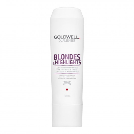 Dualsenses Blondes&Higlights Anti-Yellow Conditioner kollasust vähendav palsam 200ml