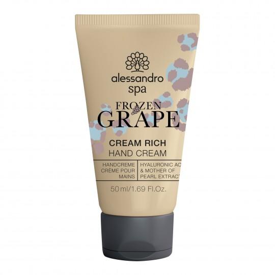 Spa Hand Cream Rich Frozen Grape rikkalik noorendavkätekreem 50ml