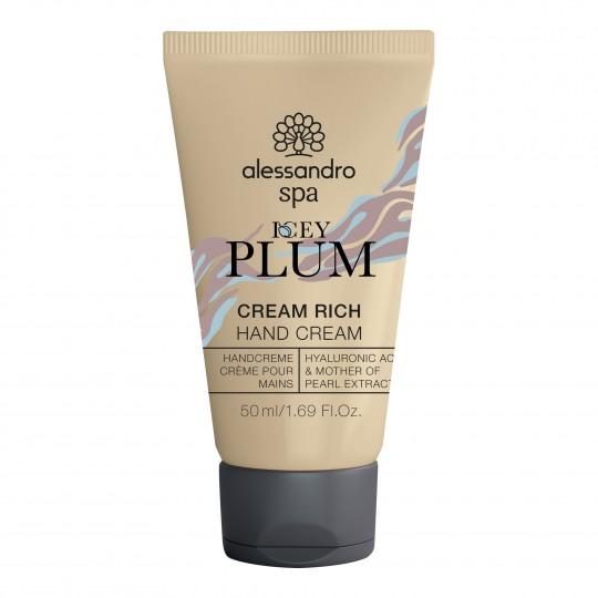 Spa Hand Cream Rich Icey Plum rikkalik noorendavkätekreem 50ml