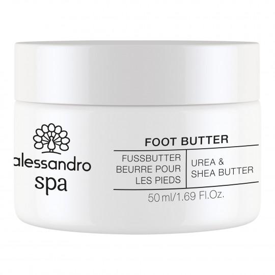 SPA Foot rikkalik jalavõie kuivadele stressinähtudega jalgadele 50ml