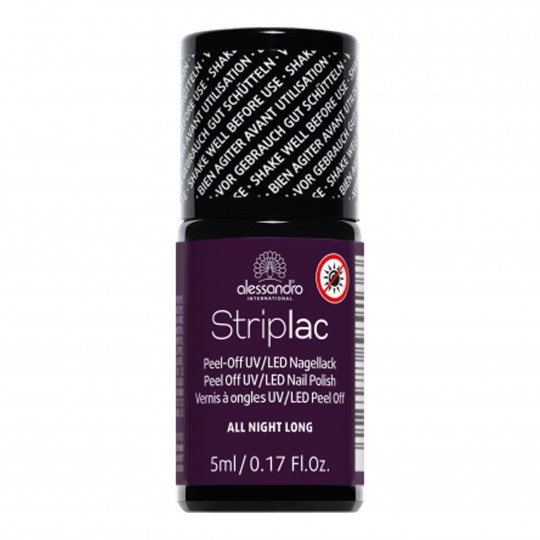 Striplac Summer Berries All Night Long 5ml