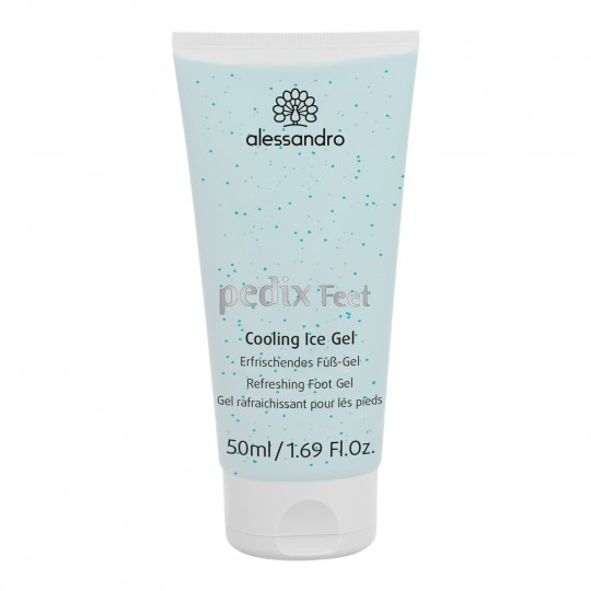 Pedix Feet Cooling Ice Gel Refreshing jahutav ja hooldav jalageel 50ml