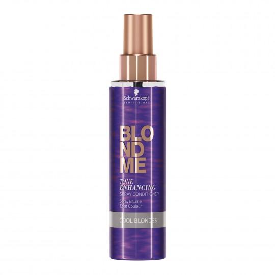 Blondme Tone Enhancing Spray Conditioner tooni tugevdav spreipalsam 150ml