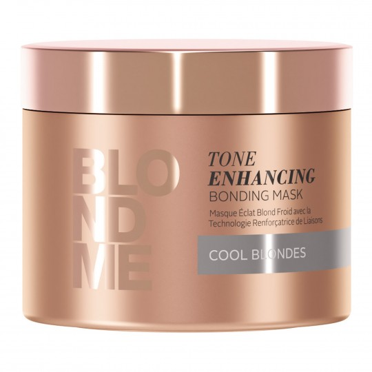 Blondme Tone Enhancing Bonding Mask tooni tugevdav süvahooldus 200ml