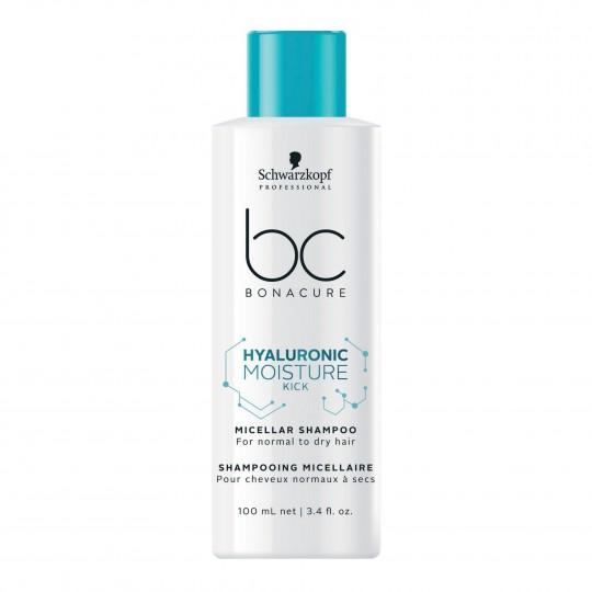 BC Hyaluronic Moisture Kick niisutav šampoon 100ml