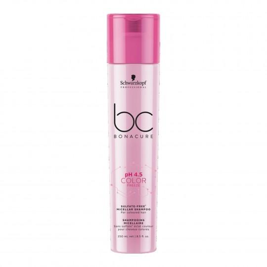 BC pH4,5 Color Freeze värvikaitse šampoon 250ml