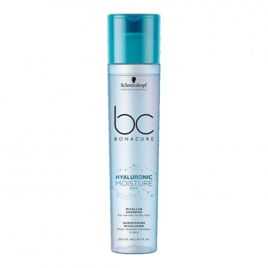 BC Hyaluronic Moisture Kick niisutav šampoon 250ml