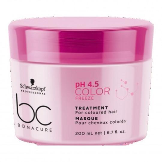 BC pH4,5 Color Freeze värvikaitse süvahooldus 200ml