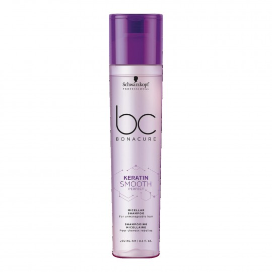 BC Keratin Smooth Perfect silendav šampoon 250ml