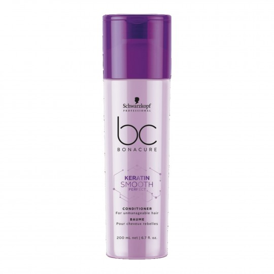 BC Keratin Smooth Perfect silendav palsam 200ml