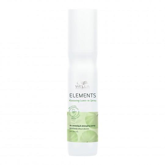 Elements Renewing Leave-In Spray pähejäetav uuendav juuksesprei 150ml