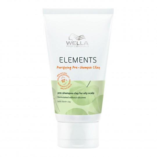 Elements Purifying Pre-Shampoo Clay pesemiseelne savi rasusele peanahale 70ml