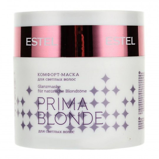 Prima Blonde mask heledatele juustele 300ml