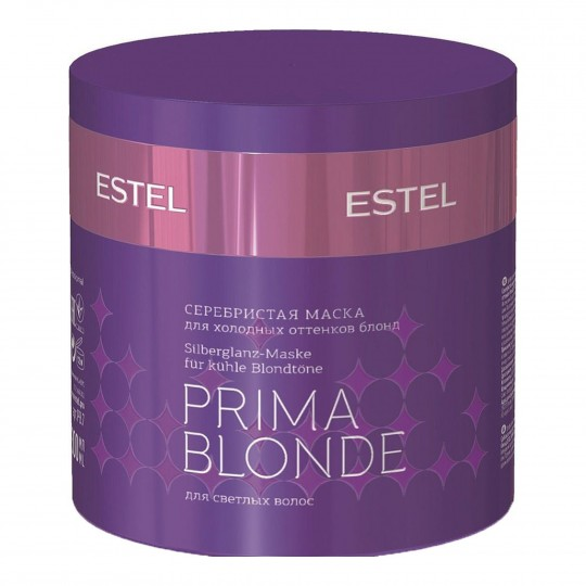 Prima Blonde mask blondidele juustele 300ml