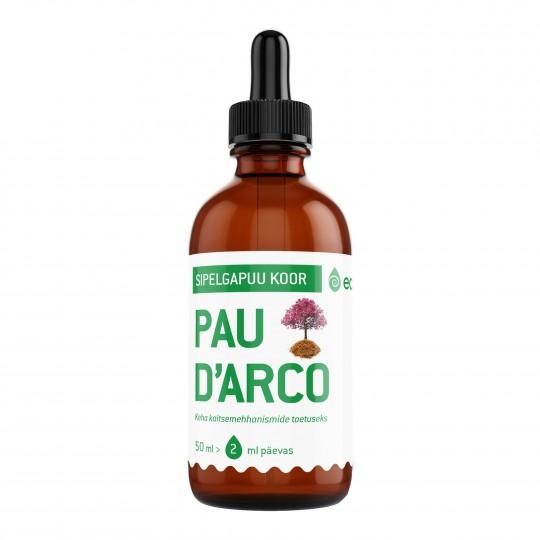 Pau D' Arco sipelgapuu koore ekstrakt 50ml