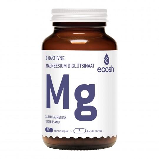 Magneesium diglütsinaat toidulisand 90 kapslit