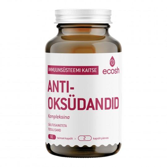 Antioksüdantide kompleks 90 kapslit
