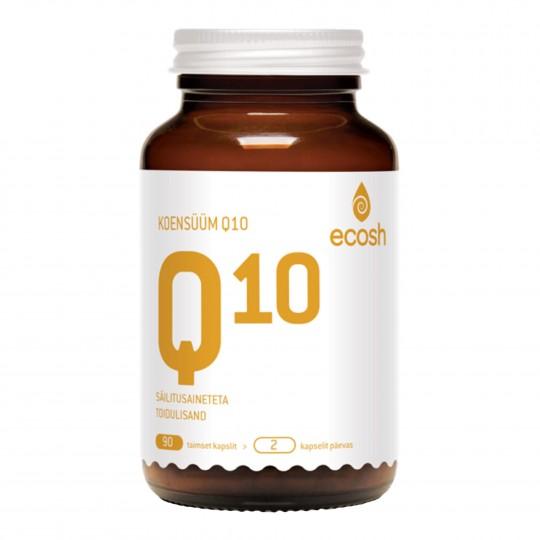Koensüüm Q10 90 kapslit