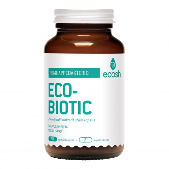 Ecobiotic probiootikum 90 kapslit