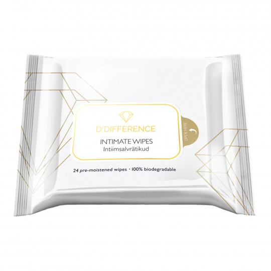 Intimate Wipes intiimrätikud 24tk