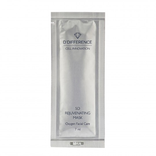 5D Rejuvenating Mask noorendav hapnikumask 7ml