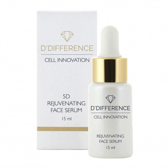 5D Rejuvenating Face Serum noorendav näoseerum hüaluroonhapetega 15ml
