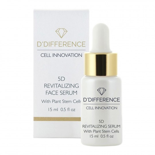 5D Revitalizing Face Serum seerum 15ml