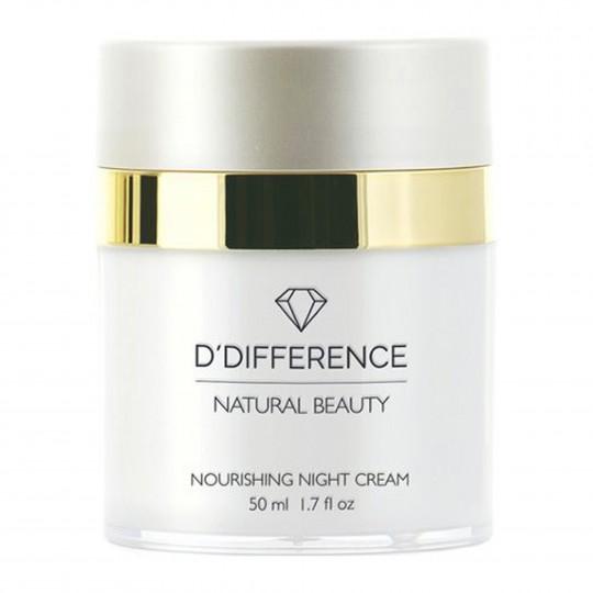 4D Nourishing Night Cream toitev öökreem kuivale ja tundlikule nahale 50ml