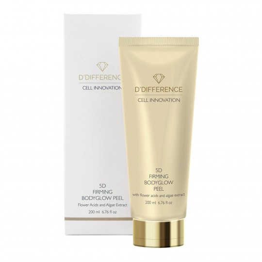 f9ed8718a4f D'DIFFERENCE 5D Firming Bodyglow Peel kehakoorija 200ml