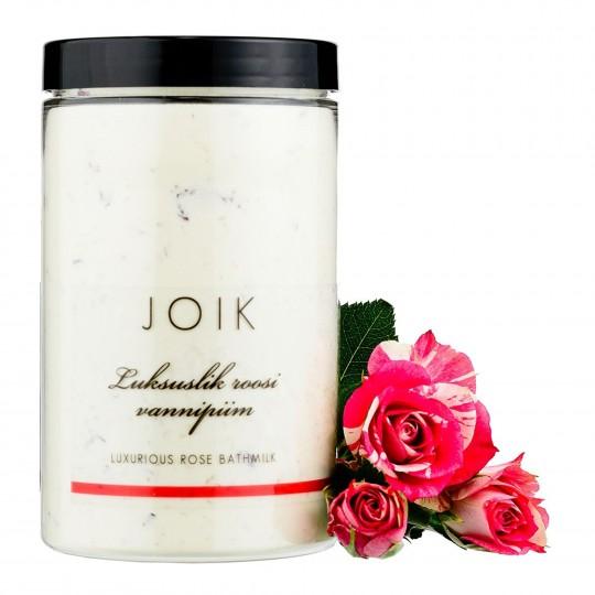 Luksuslik roosi vannipiim 400g