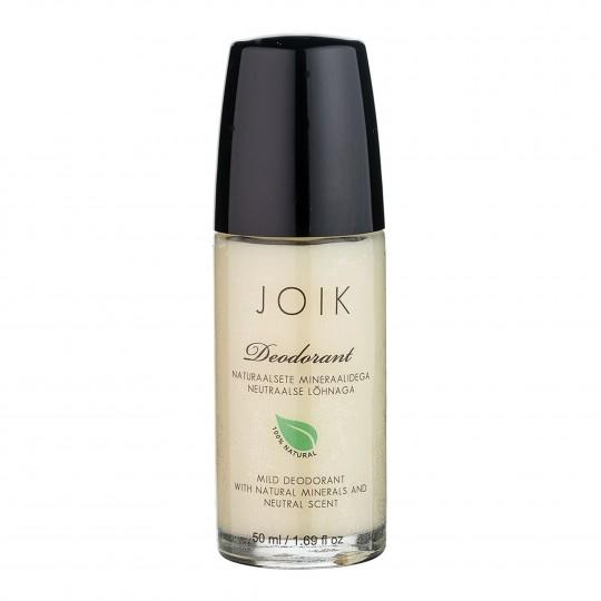 Neutraalne deodorant naistele 50ml
