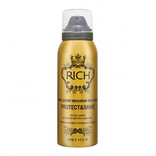 Pure Luxury Protect & Shine Spray läiget andev kuumakaitsesprei 125ml