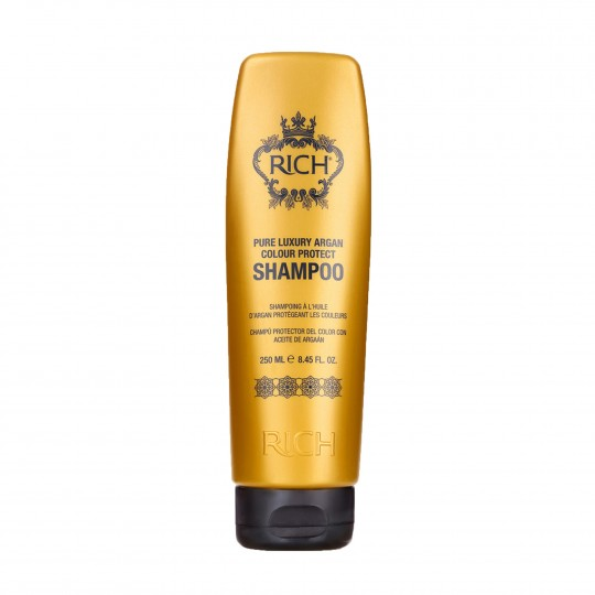 Pure Luxury Argan Colour Protect Shampoo šampoon värvitud juustele 250ml