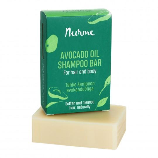 Tahke šampoon avokaadoõliga 100g